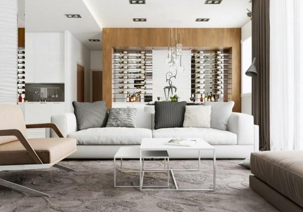 Wine Store Modern Sim Design Dining Room Living Room Design