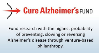 Cure Alzheimer's Fund has an all-star team of scientists, 100% of your donation goes directly to research.
