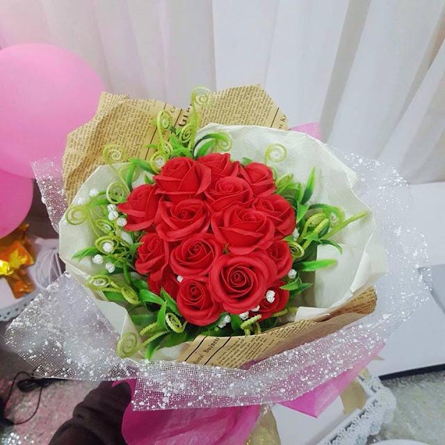 Hoa hong sap thom vinh cuu tai An Xa