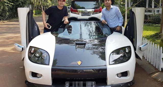 Disentil Ditjen Pajak, Raffi Ahmad: Itu Mobil Orang Lagi Nitipin di Rumah Gue