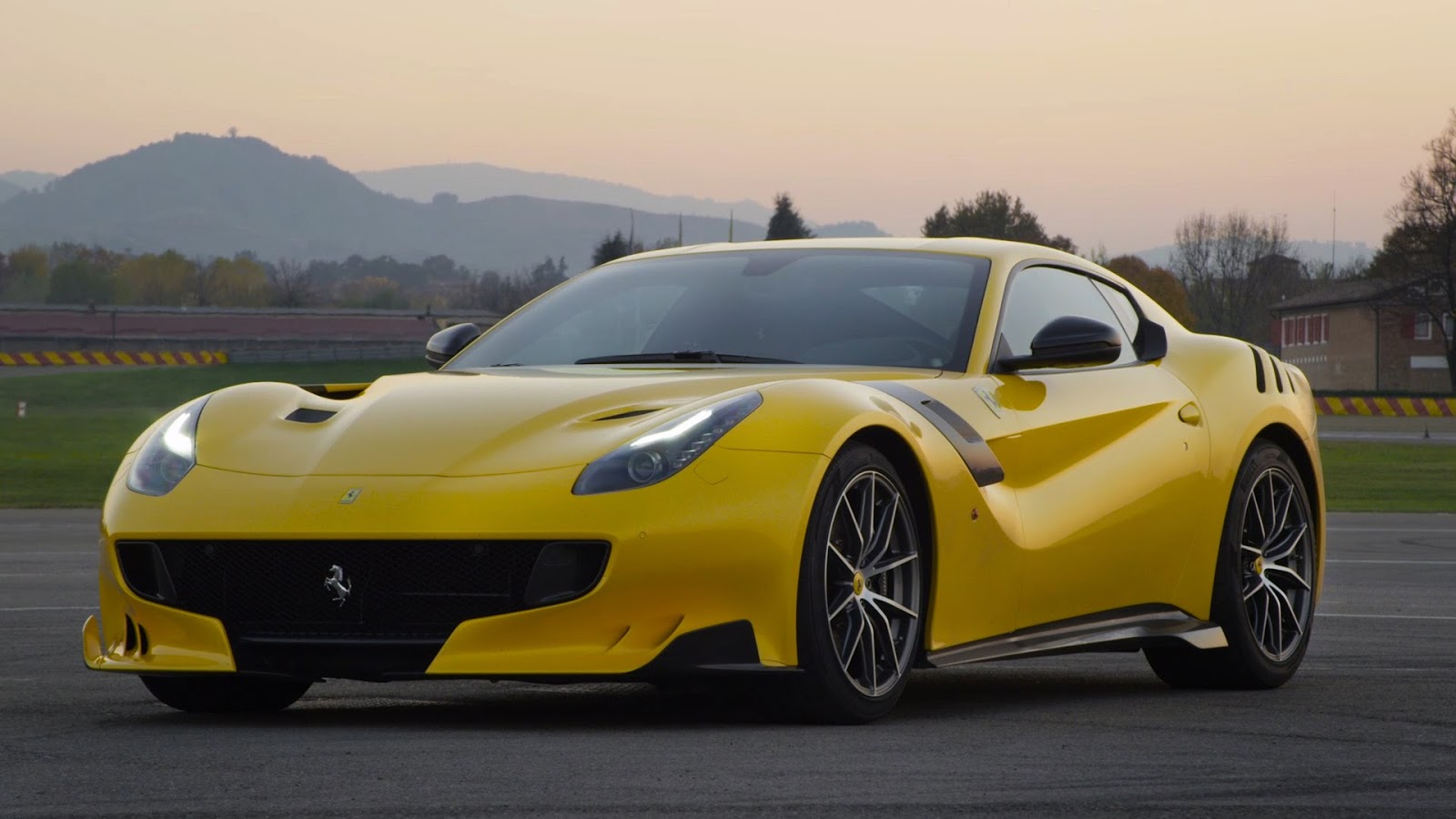 Top most expensive cars in the world Ferrari F12tdf HD ...