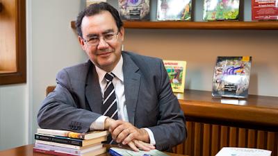 Na Paraíba, Augusto Cury revela convite para disputar eleições presidenciais em 2018