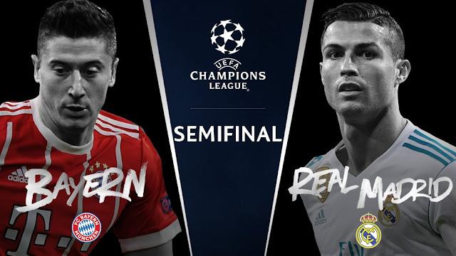Champions League: Fecha y hora de los partidos de semifinal
