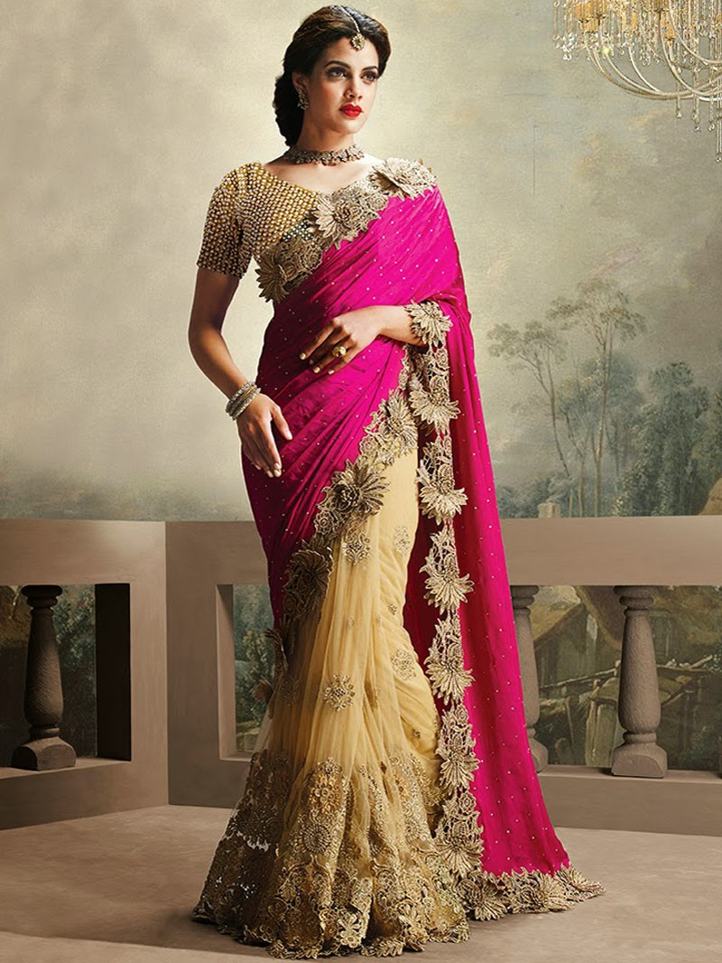 5 Reasons To Have Designer Sarees In Your Wardrobe - Makeup Review And Beauty Blog