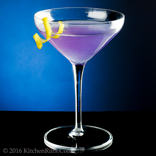 The Blue Moon Cocktail