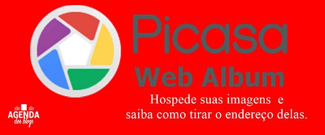 PicasaWeb - Como usar