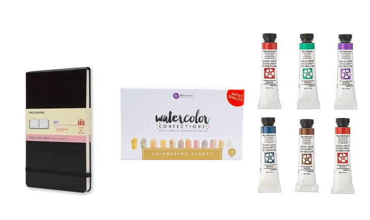 gifts for watercolor painting