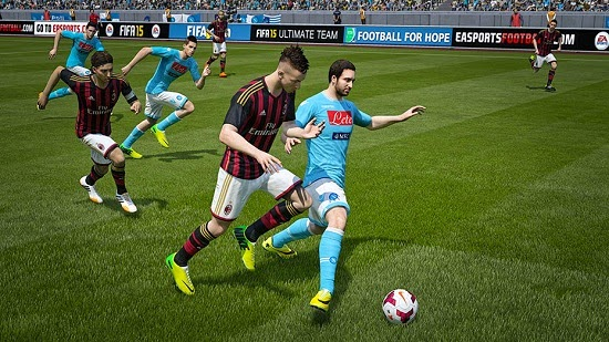 FIFA 2015 Games For PC Full Version
