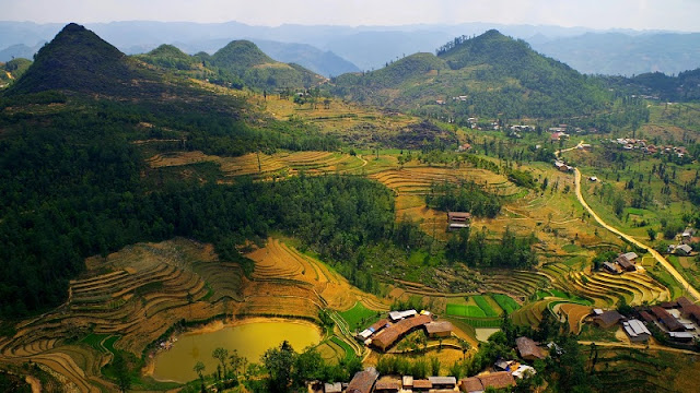 Magnificient Ha Giang - Best season for visiting 2