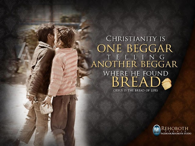 Christianity is Bread