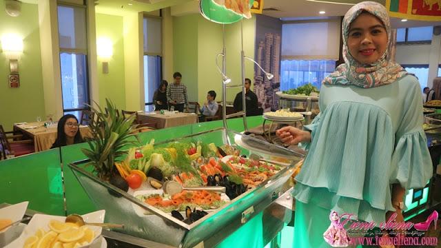 Sri Lankan Seafood Festival Berjaya Times Square Hotel