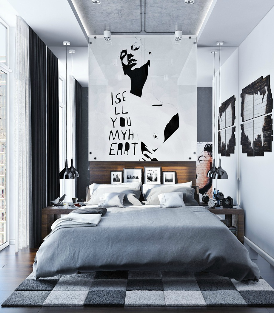 58 Foto Dekorasi Interior R Tidur Utama Elegan Terbaru Rumah
