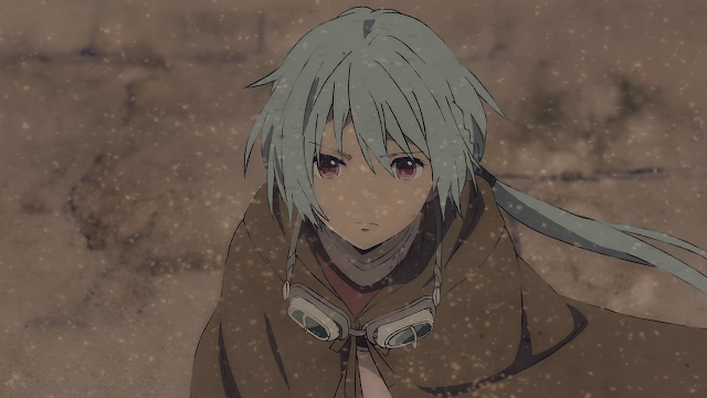 الحلقة السادسة من Kujira no Kora wa Sajou ni Utau