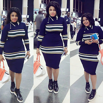 Image result for images of Biodun Okeowo 'Omobutty'