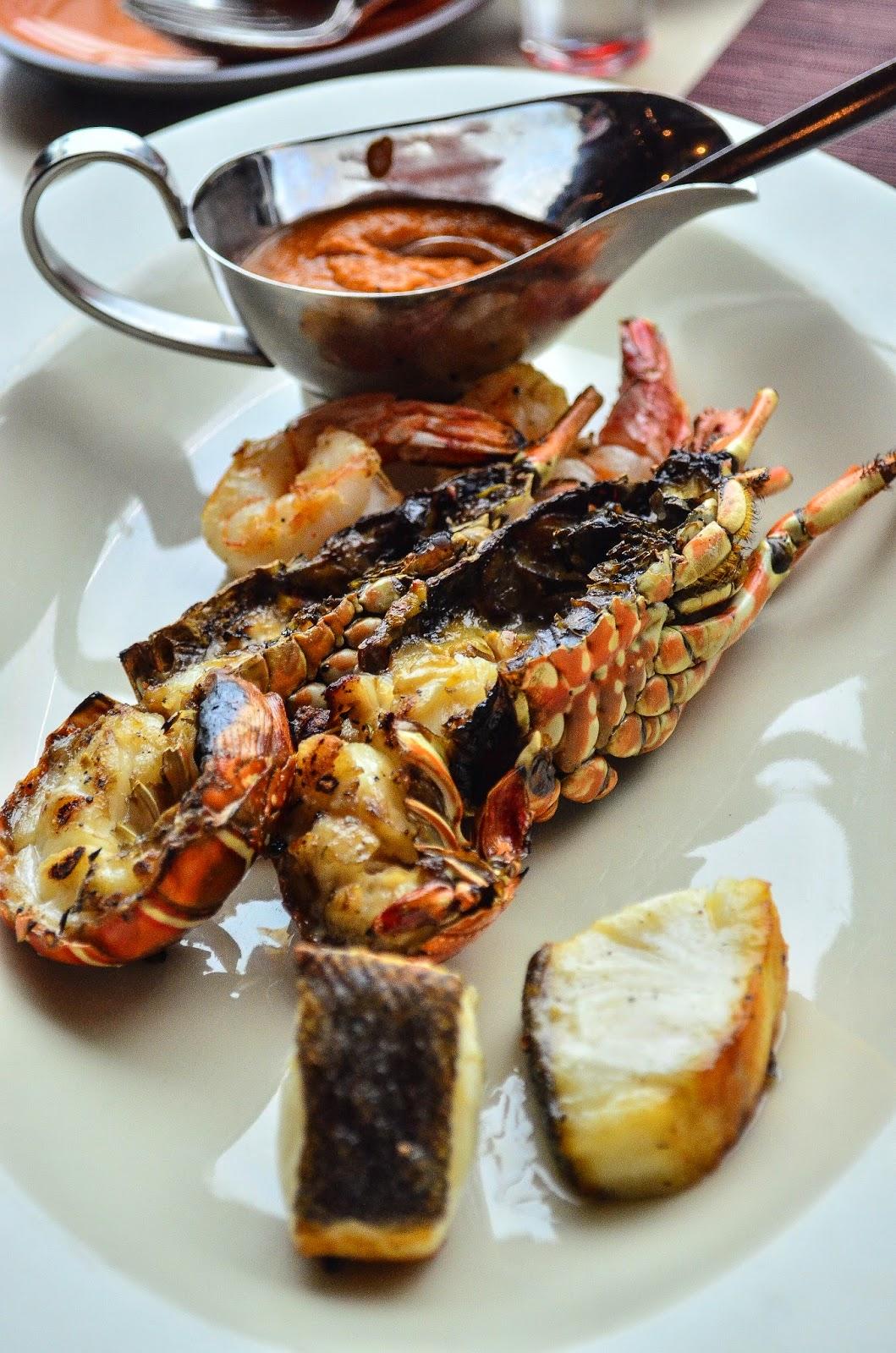 Mixed Seafood Prego Westin