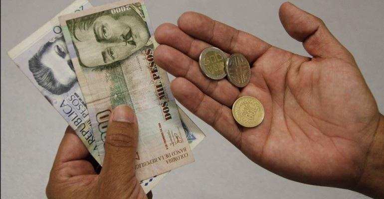 El #SalarioMínimo en Colombia desde 1984 ha tenido estos cambios