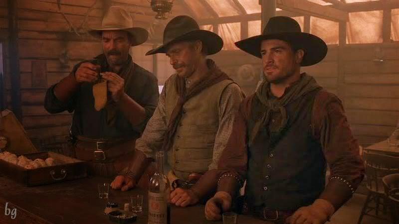 Jeff Arnold's West: Monte Walsh (TNT, TV, 2003)