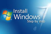 Cara Instal Windows 7 Lengkap dan Mudah