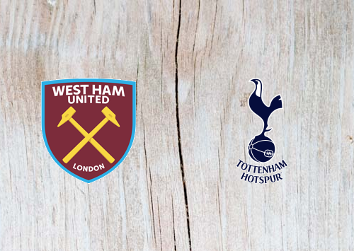West Ham vs Tottenham Full Match & Highlights 31 October 2018