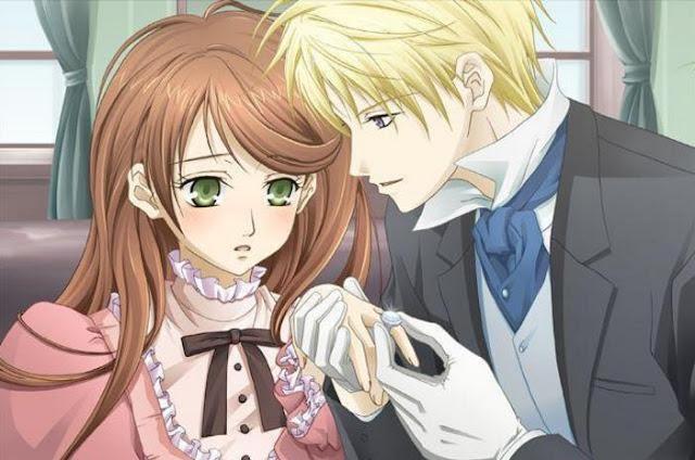 Daftar Rekomendasi Anime Fantasy Romance Terbaik - Hakushaku to Yousei
