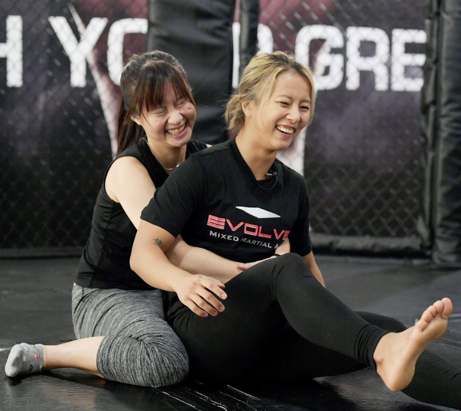 Song Ka Yeon (송가연), Korean mixed martial artist