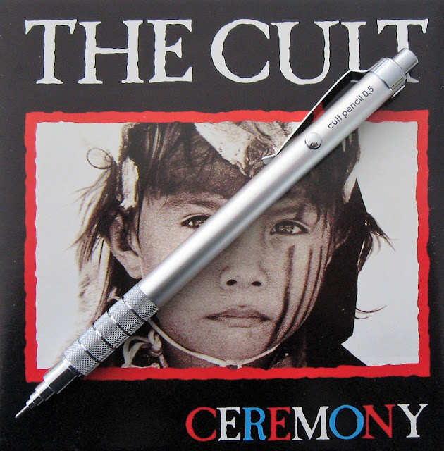 Cult Pens Double-Knock Mechanical Pencil