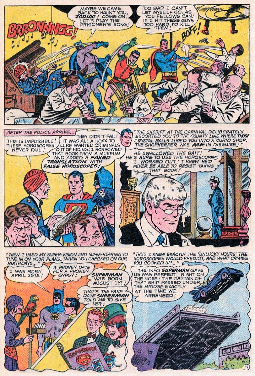 Read online World's Finest Comics comic -  Issue #160 - 21