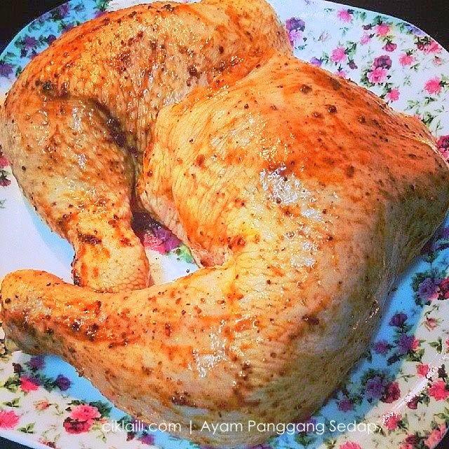 Resepi Ayam Panggang Sedap Ciklaili