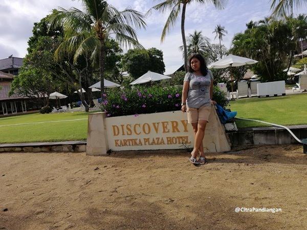 Finally Stay In Discovery Kartika Plaza Hotel Bali Story Citra