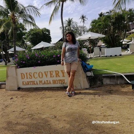 Finally Stay in Discovery Kartika Plaza Hotel Bali