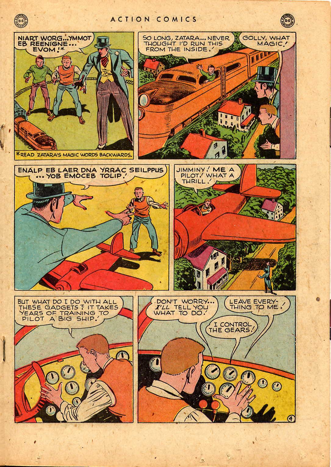 Action Comics (1938) 115 Page 25