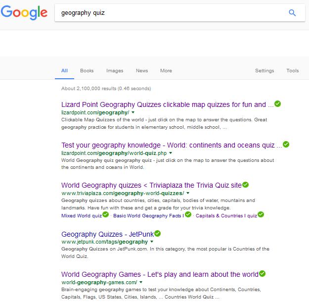 Menambah Pengetahuan Dengan Game Geografi Online Gratis