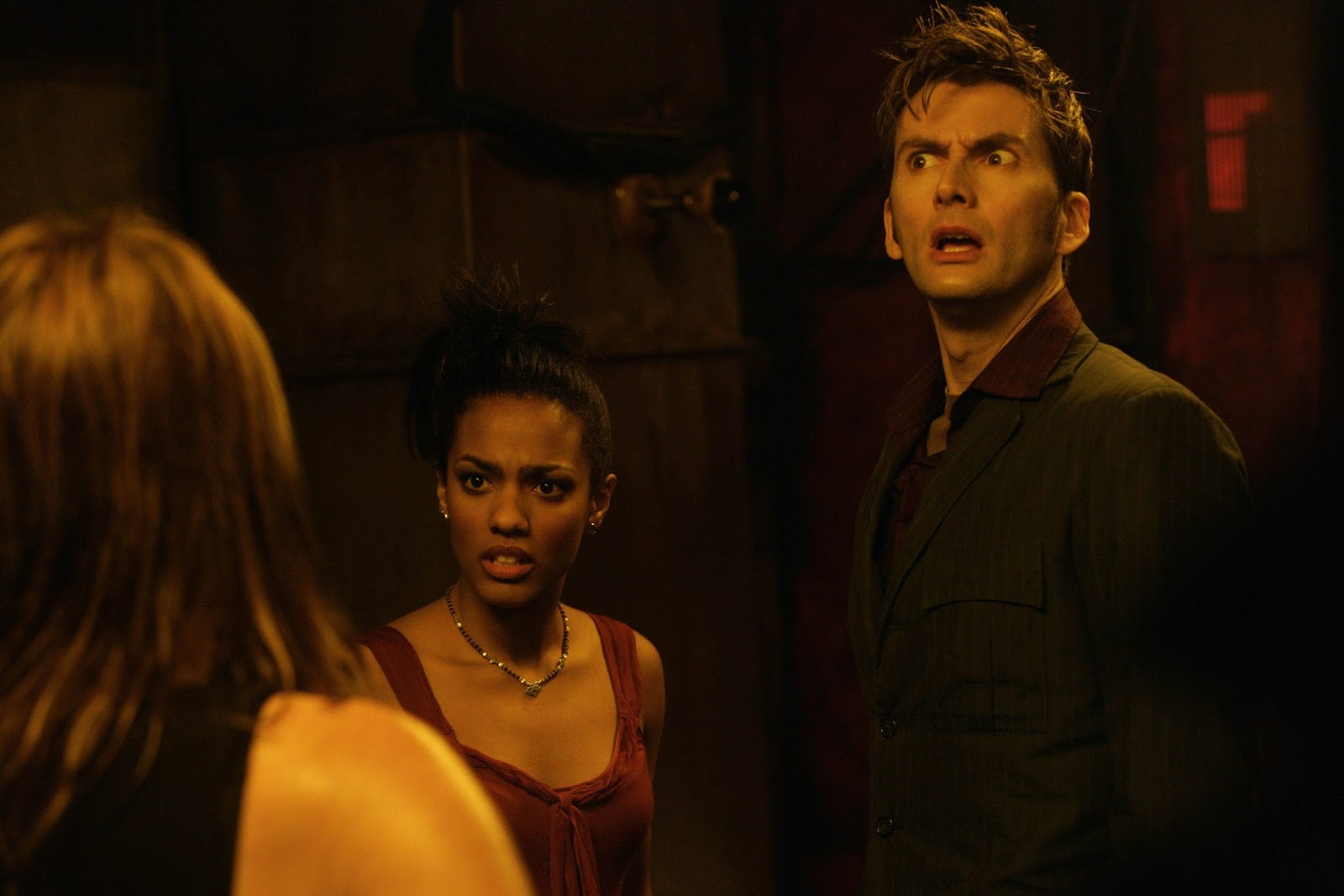 episode 42 of doctor who analysis Doctor who is about ideas it pioneered sophisticated mixed-level storytelling its format was the key to its longevity: the doctor, a mysterious traveller in space and time, travels in his ship, the tardis.