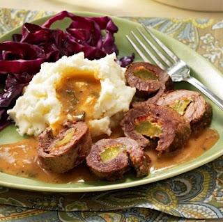 Easy Beef Rouladen