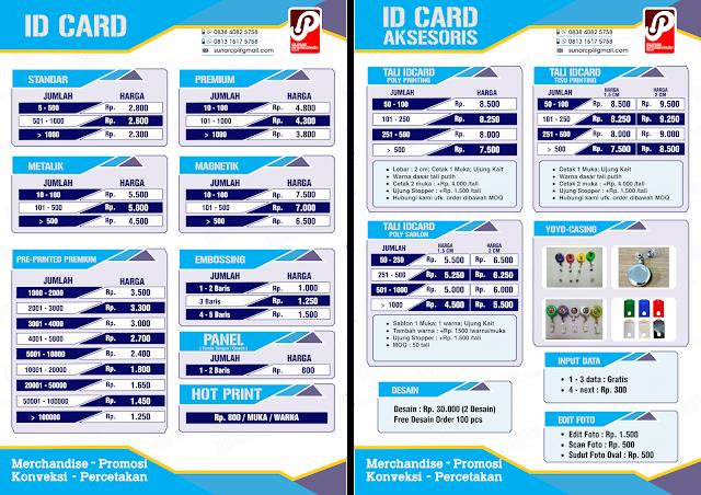 bikin bikin id card, bikin membercard murah, kartu pelajar murah, cetak kartu pegawai, cetak kartu pasien