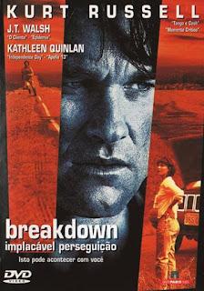Breakdown: Implacável Perseguição - DVDRip Dublado