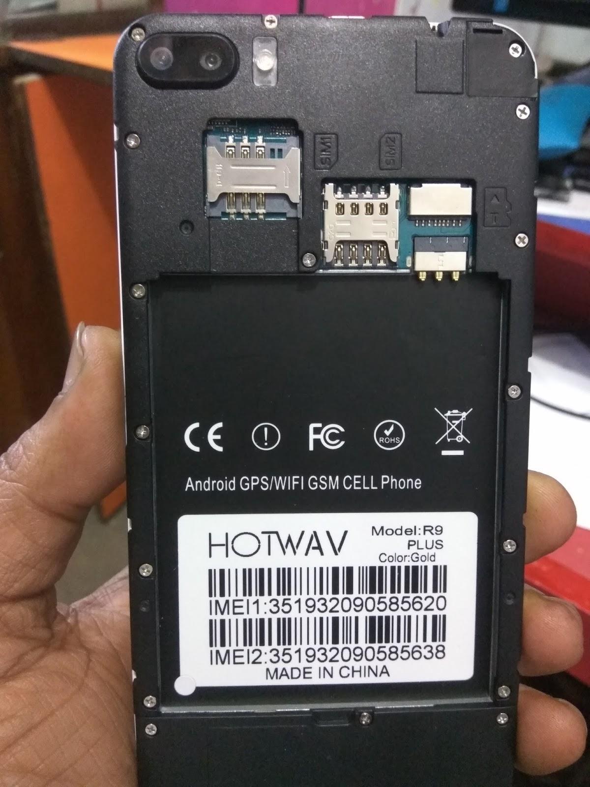 RAHIM TELECOM: HOTWAV R9 PLUS SPD SC7731 FLASH FILE 6 0 PAC