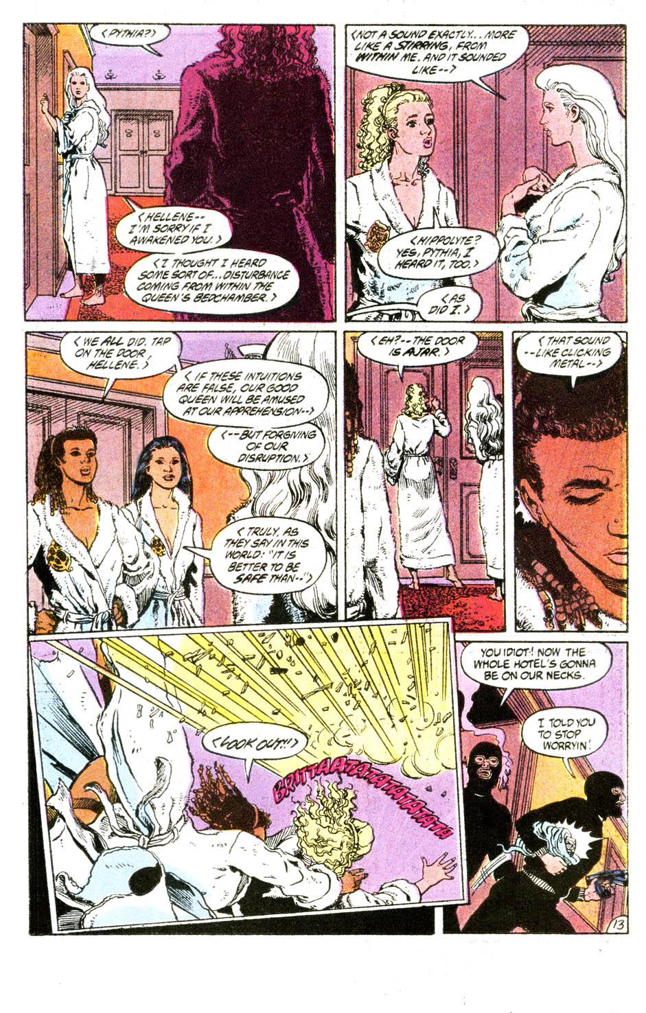 Read online Wonder Woman (1987) comic -  Issue #54 - 14