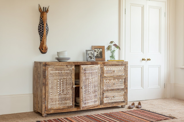 Nomad Sideboard - fair trade furniture
