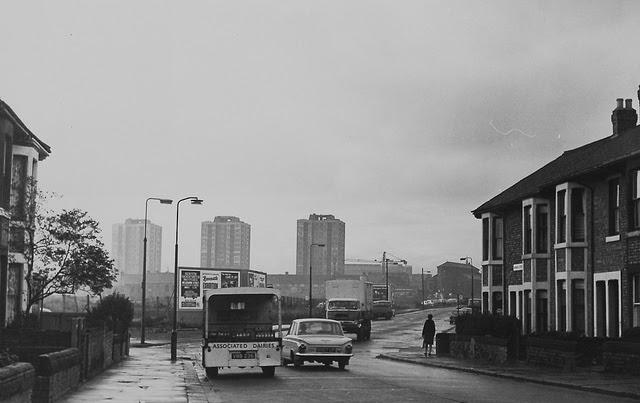 Street Scenes In Newcastle Uk In The 1960s Vintage Everyday