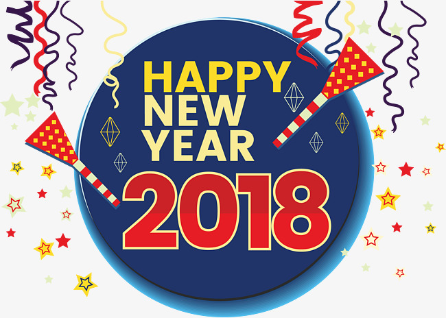 Happy New Year 2018 Wishes in English