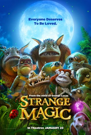 Strange Magic [2015] [DVDR] [NTSC] [Latino]