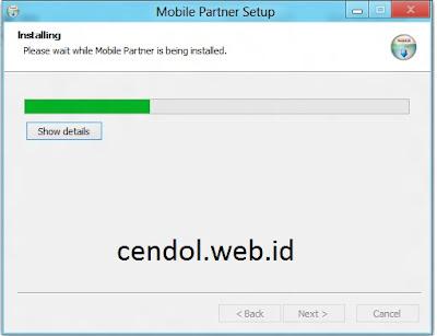 Cara Install Modem di Windows 8