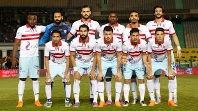 موعد مشاهدة مباراة الزمالك ونجوم المستقبل ضمن الدوري المصري و القنوات الناقلة