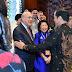 Delegasi Berbagai Negara di Ajak Jokowi Untuk Berbahagia di Indonesia