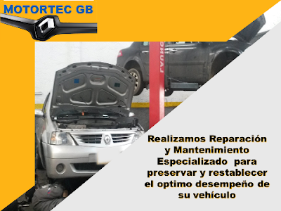 Taller Electromecanico Automotriz - Renault