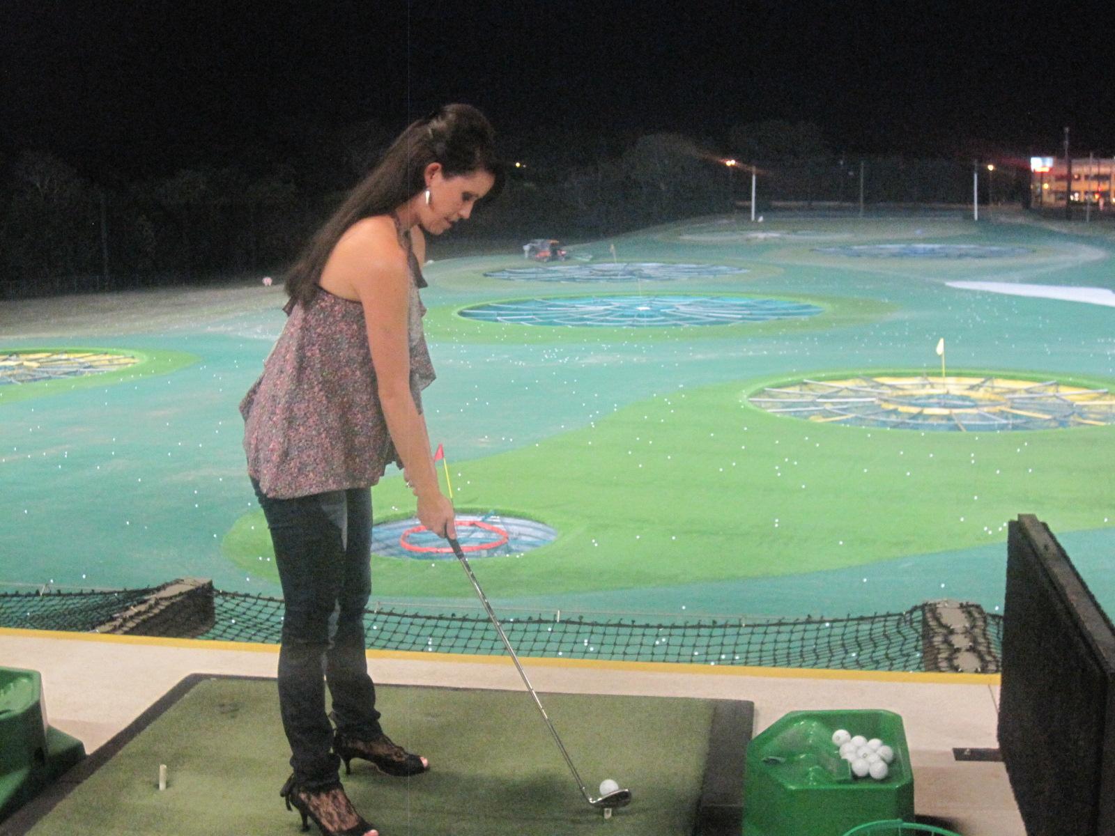 Dianas Delights Top Golf