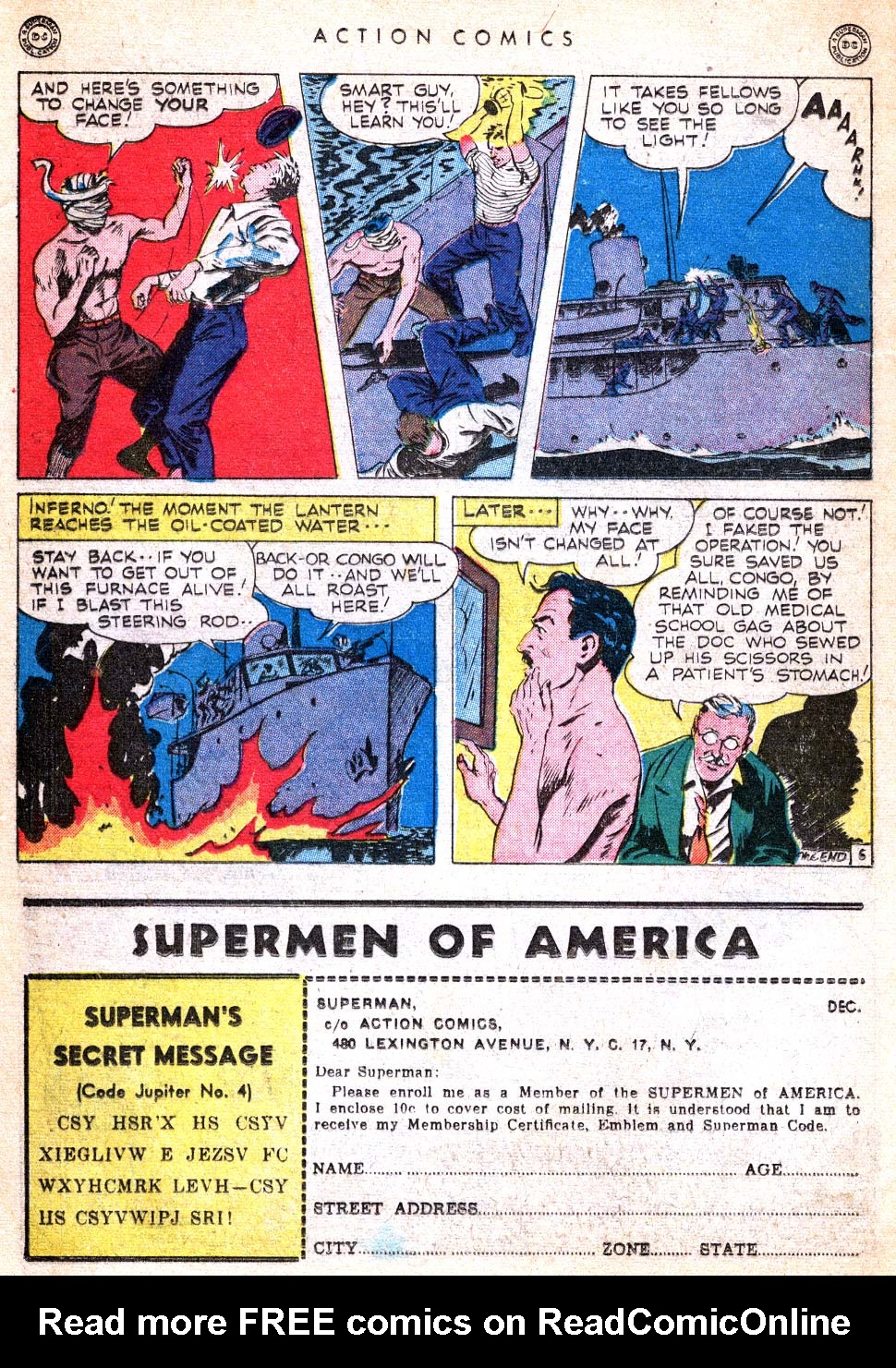 Read online Action Comics (1938) comic -  Issue #103 - 30