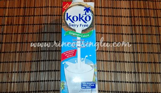 leche de coco sin gluten