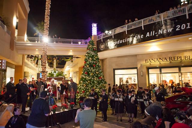 Compras no Natal em San Diego